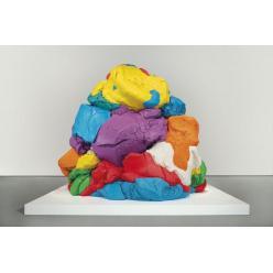 Скульптура в виде огромного пластилина продается за $20 млн