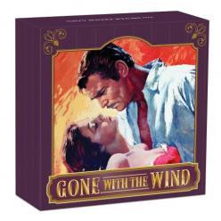 Perth Mint выпустил монету в честь кинофильма «Унесенные ветром»