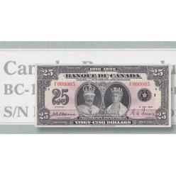 В Канаде были проданы забытые раритетные банкноты