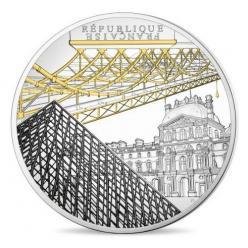 Во Франции анонсирован выпуск монет в честь моста Искусств