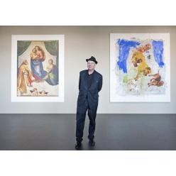Найдены художественные произведения, похищенные у Георга Базелица