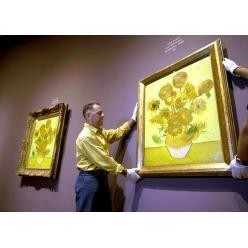Музейщики обеспокоены, что картина Ван Гога может потерять свой цвет