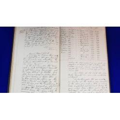 Книга протоколов верфи, где строился «Титаник», попала на аукцион