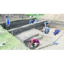 Археологические раскопки на территории Киево-Печерской Лавры завершены