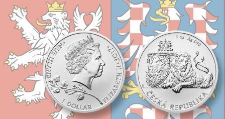 Весь тираж монеты «Лев» распродан в течении 48 часов