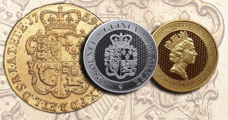 Первую инвестиционную монету выпустили на о. Святой Елены