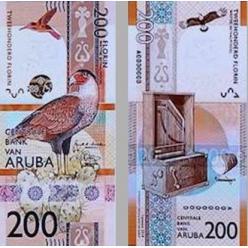 В Арубе в денежном обращении появятся банкноты новой серии