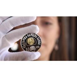 В Болгарии представили памятную монету «Царь Иван Асень II»