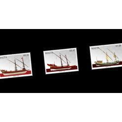 Мальта представила новые марки морской серии