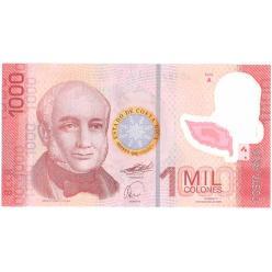 В Коста-Рике планируют выпустить полимерные денежные знаки