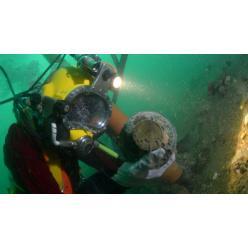 Археологи продолжают раскопки на месте крушения корабля «Росовейк»