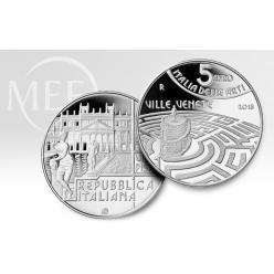 В Италии отчеканили новую монету из серии «Искусство Италии»