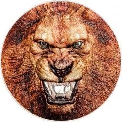 Монета с изображением африканского льва появится в Танзании