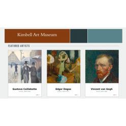 Чикагский институт искусств выложил в свободный доступ всемирно известные картины и скульптуры
