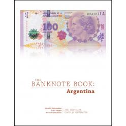 Доступний для скачування новий розділ The Banknote Book, присвячений грошовим знакам Аргентини