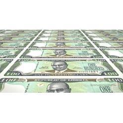 В Либерии исчезнут из обращения банкноты нескольких номиналов