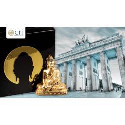 Монголия анонсировала выпуск монеты в виде фигуры Будды Шакьямуни