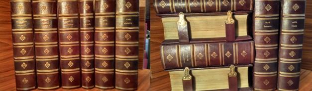 Отрестраврированные книги