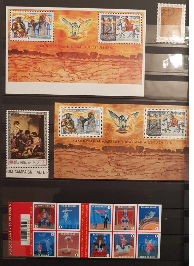 Карты встречаются на марках многих стран