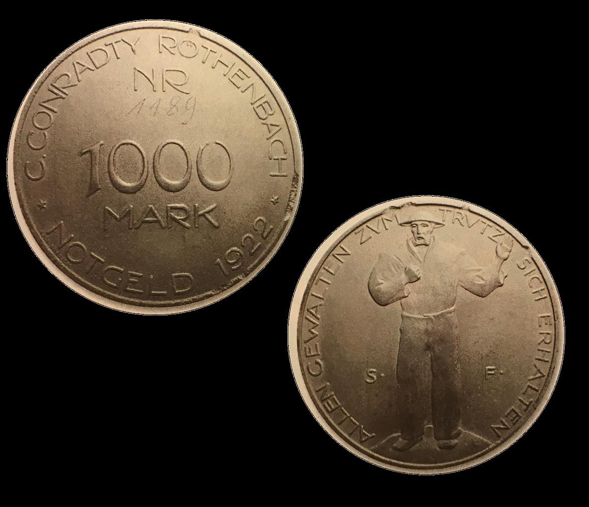 самая большая купюра рубля