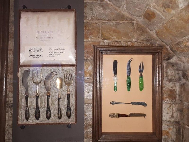 Ножі для сиру