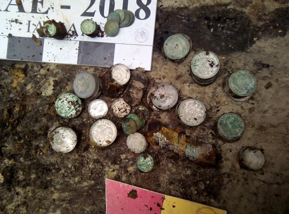 Монети датуються ХІХ – початком ХХ століття, від 1817 до 1912 років.