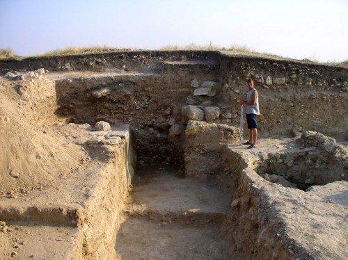 Давньогрецьке селище віднайшли за 20 кілометрів від Керчі