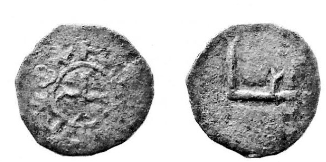 Монеты княжества Белз
