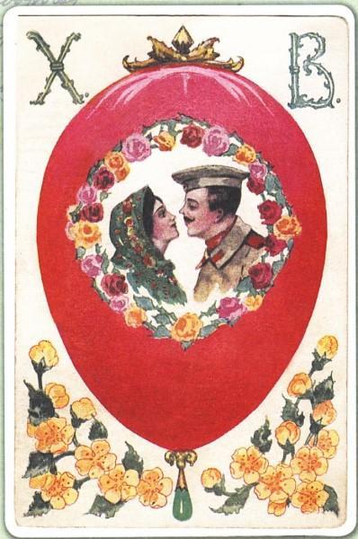 старі Великодні листівки